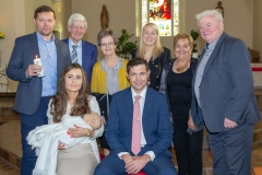 Grandparents, Parents and Godparents
